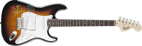 FENDER SQUIER AFFINITY STRATOCASTER RW BSB