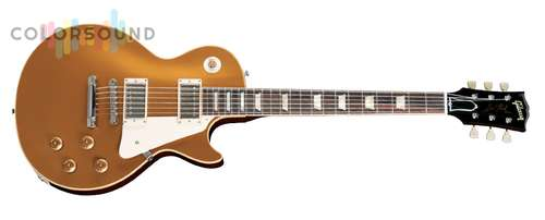 GIBSON 1957 Les Paul Goldtop Darkback V.O.S.