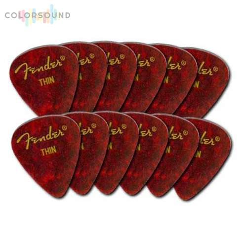 FENDER 351 CLASSIC CELLULOID SHELL THIN 098-0351-700