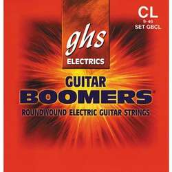 GHS STRINGS GBCL GUITAR BOOMERS