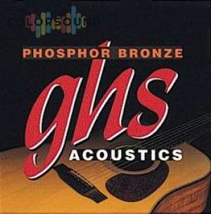 GHS STRINGS 615 12-STR PHOSPHOR BRONZE LT