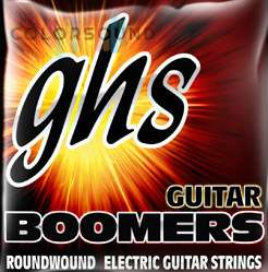 GHS STRINGS LE-GBL LOCK END BOOMERS