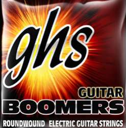 GHS STRINGS GBXL BOOMERS