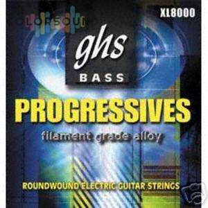 GHS STRINGS XL8000 PROGRESSIVES