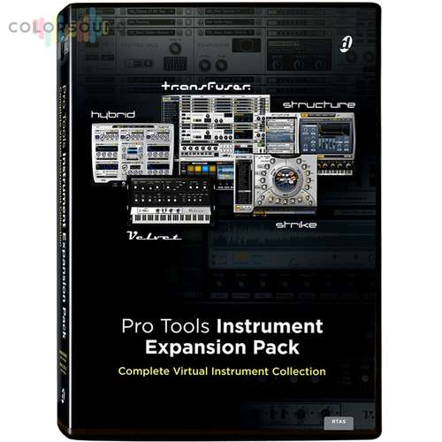 AVID PRO TOOLS INSTRUMENT EXPANSION PACK