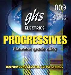 GHS STRINGS PROGRESSIVES PRL 10-46