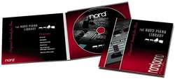 NORD ( CLAVIA ) DVD Nord Piano Library