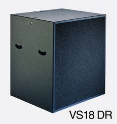 TANNOY Vs18DR SUB Black