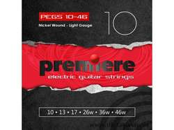 PREMIERE STRINGS PEGS10-49
