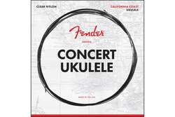 FENDER UKULELE STRINGS, CONCERT