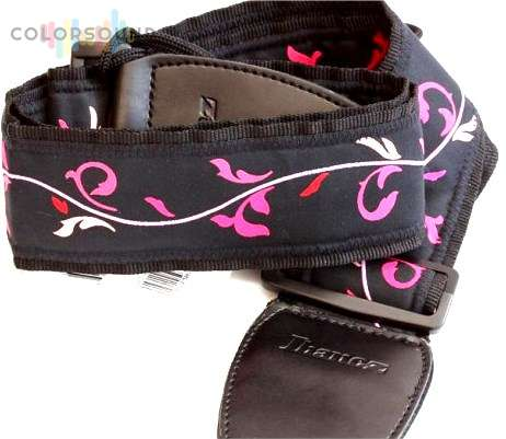 IBANEZ GS60TL PINK GUITAR STRAP