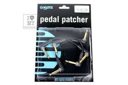 KLOTZ ENTRY LEVEL PEDAL PATCHER 15 CM ANGLED