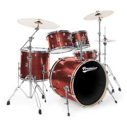 Premier 64099-44WR PHS MODERNROCK22 WINERED-W  | POWERHOUSE