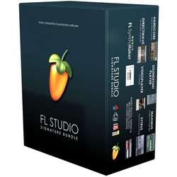 FL-Studio Код Academic Signature Bundle
