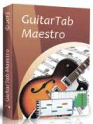 Maestro Music Software Guitar Tab