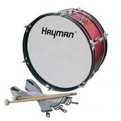 Hayman JMDR-1607 Bass drum