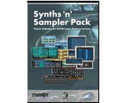 SONIC CORE (CREAMWARE) Synths & Sampler Pack