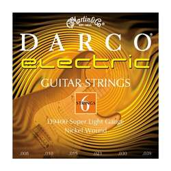MARTIN D9400 (8-39 Darco Nickel Electric)