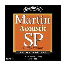 Струни MARTIN MSP4150 (125-55 SP Phosphor bronze)