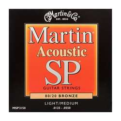 MARTIN MSP3150 (125-55 SP bronze)