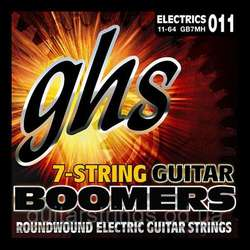 GHS STRINGS BOOMERS GB7MH