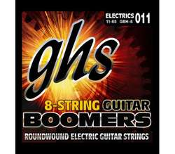 GHS STRINGS BOOMERS GBH-8